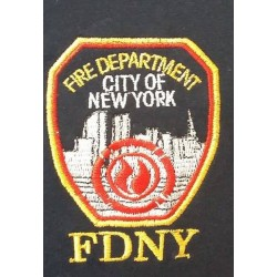 T-SHIRT Fire departement NY