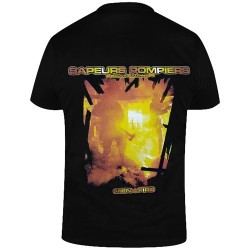 TEE-SHIRT SP sauver ou périr Men and Fire