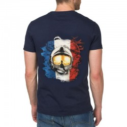 T-SHIRT Casque F1 France