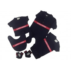 Pack bébé super pompier
