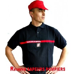 POLO SAPEURS POMPIERS F1