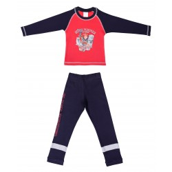 Pyjama comme un pompier