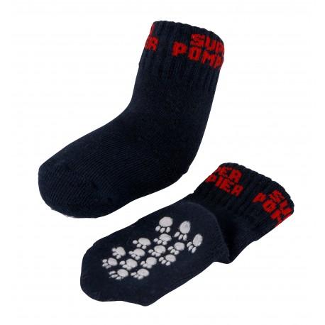 Lot de 2 paires de chaussettes Super pompier