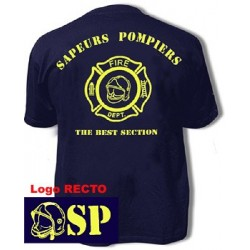 T-SHIRT FIRE DEPARTEMENT