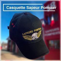 Casquette Ailes SP
