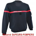 SWEAT-SHIRT SAPEURS-POMPIERS F1