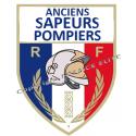 AUTOCOLLANT ANCIENS SAPEURS-POMPIERS