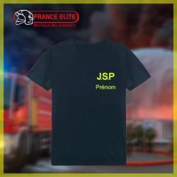 T-SHIRT JSP BANDES JAUNES