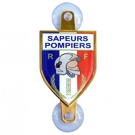 plaque-auto-pompiers