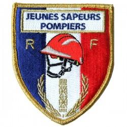 ECUSSON JEUNES SAPEURS-POMPIERS