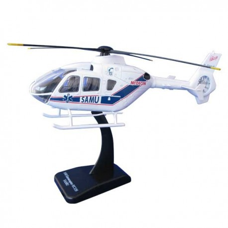 HELICOPTERE EC135 SAMU 1/43°
