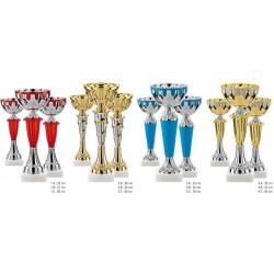 Lot de 12 coupes Trophée Récompense