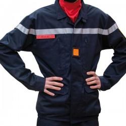Veste Jeunes Sapeurs Pompiers
