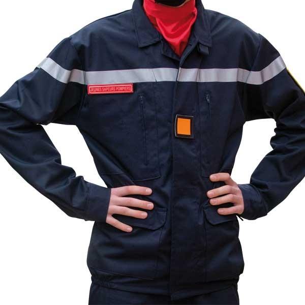 Veste Spf1 Pompier Pompier F1 veste W9EH2ID