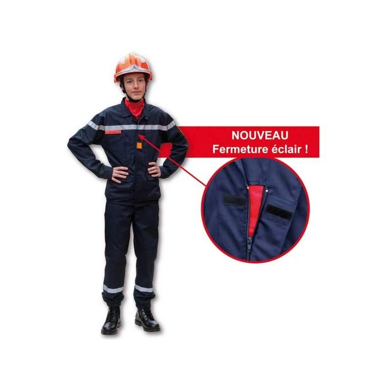 Pompiers Sapeurs Veste Veste Jeunes Treillis Treillis zw68xZqXx7