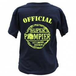 T-SHIRT MARINE OFFICIAL SUPER POMPIER®