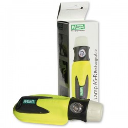 LAMPE LED AS-R RECHARGEABLE MSA